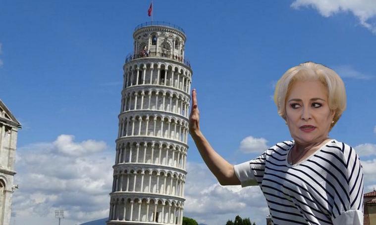 """Veoricaîi critică pe cei de la PISA: """"Mai mare rușinea, cade turnu' pe ei! Nu l-a mai reparat din 1372!"""""""