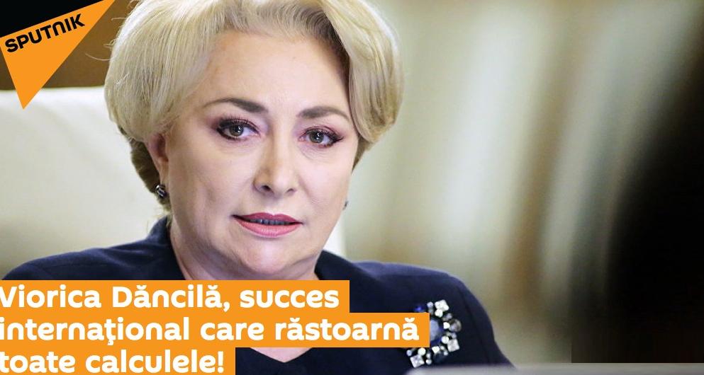 Sputnik și-a ales baba: Veorica președinte!