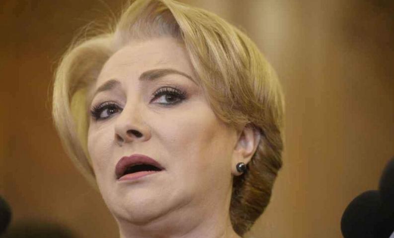 Incident diplomatic: Viorica a uitat cum îl cheamă pe premierul României!