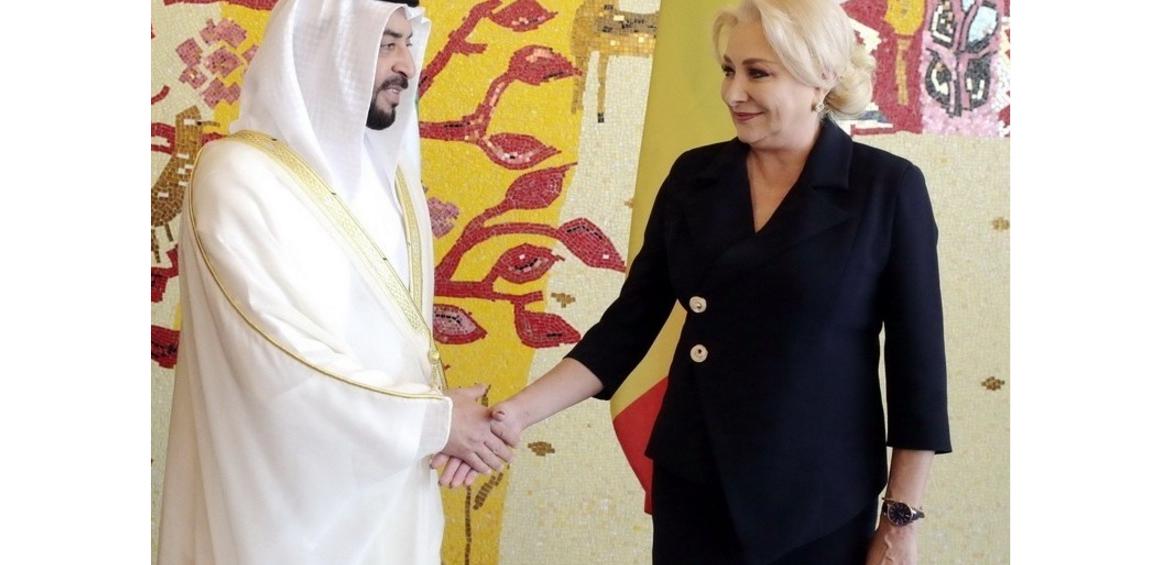 """Viorica, entuziasmată de vizita în Emirate: """"La ei, și bărbații poartă draperii!"""""""
