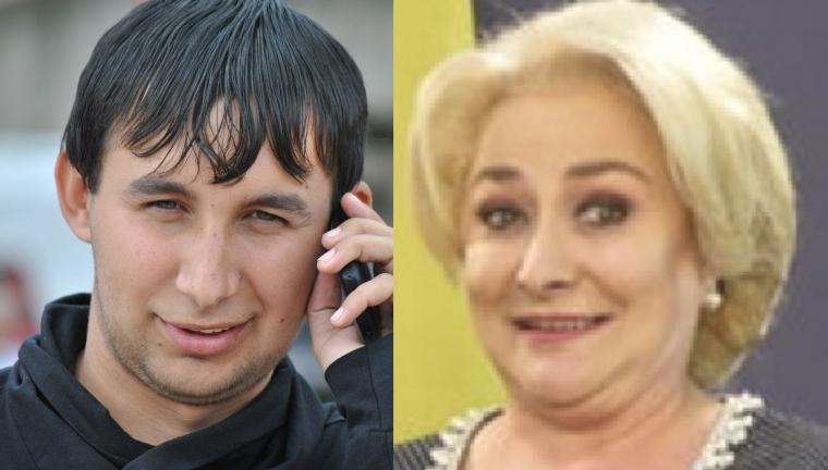 Viorica e mama lui Fernando de la Caransebeș!