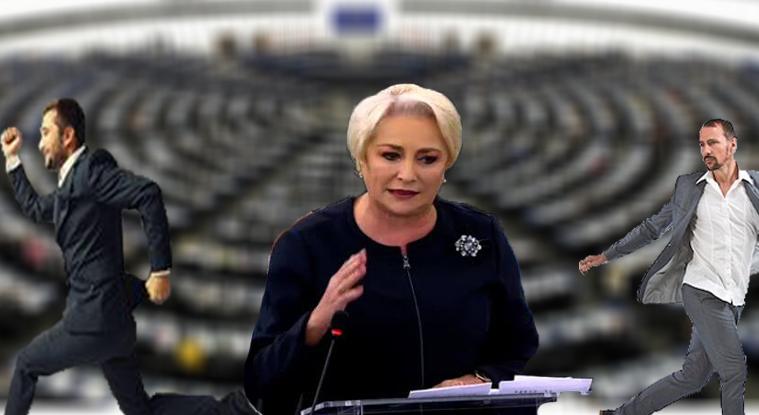 Fenomen extrem în Parlamentul European: traducătorii fug când apare Viorica!