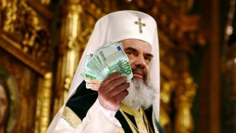 Am merge cu bucurie la un referendum pentru impozitarea bisericilor!