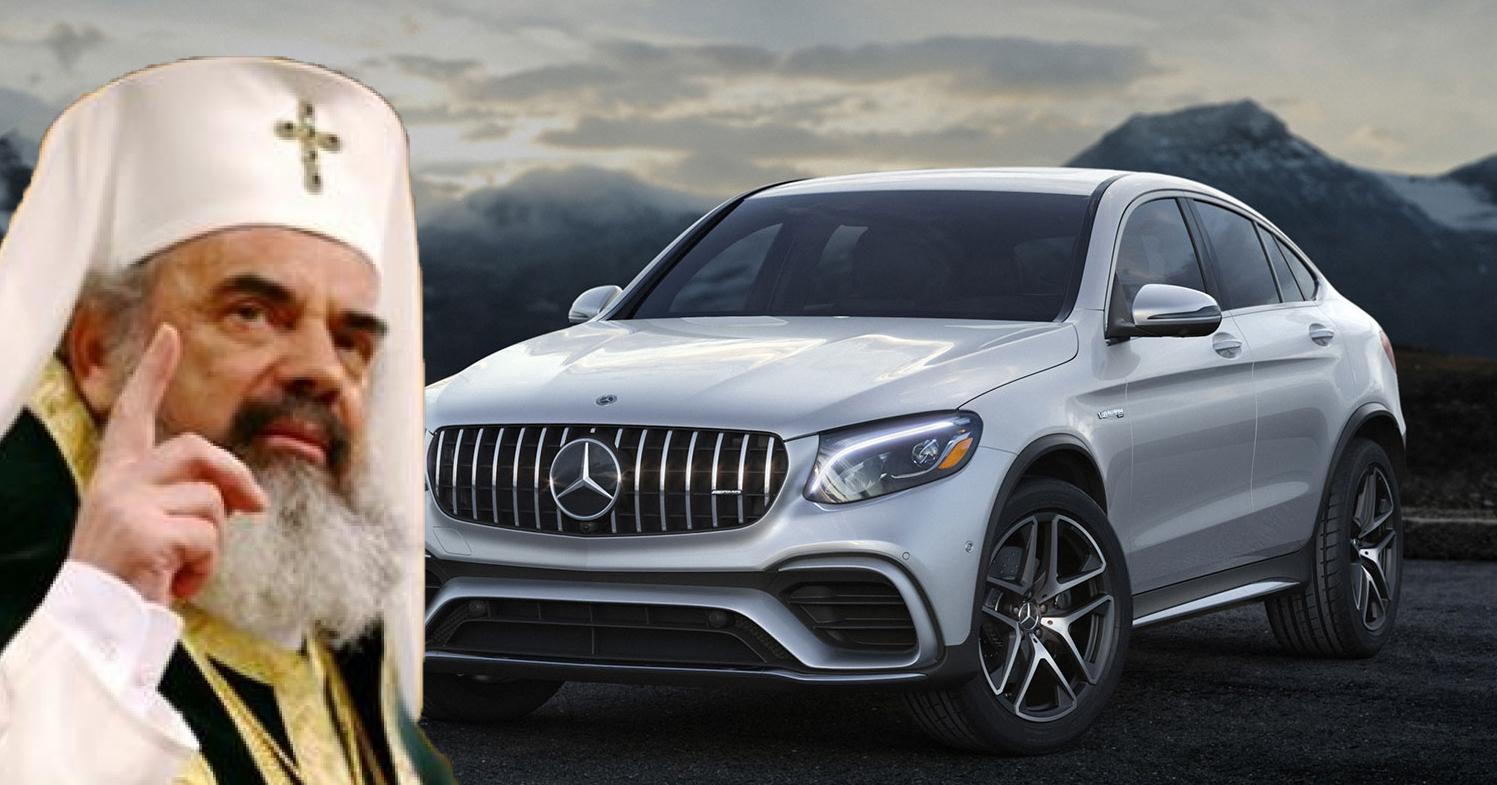 Învierea se mută pe 11 august, când se lansează noul Mercedes GLC!