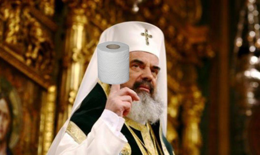 Daniel se lasă de preoție şi îşi face fabrică de hârtie igienică!