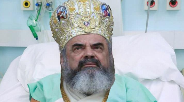 """Patriarhul Daniel a avut o cădere de calciu după ce a citit în DEX ce înseamnă """"impozit""""!"""