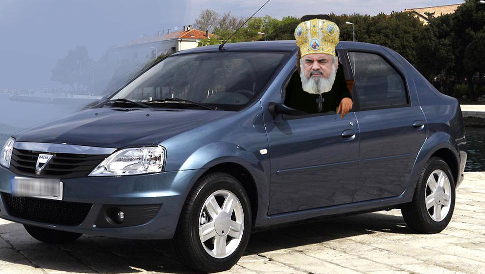 Indignare în sânul bisericii: Logan a lansat o mașină jignitor de ieftină!