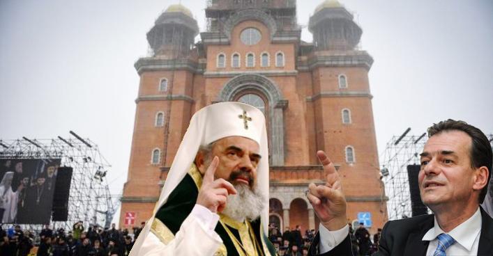 Stă Catedrala aia neterminată, nevăruită, și noi lăsăm IT-iștii neimpozitați!