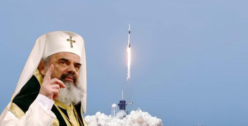Stă catedrala aia netencuită, şi vouă vă arde de trimis oameni în spațiu!