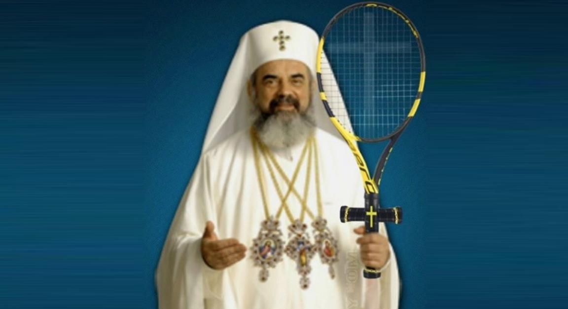 BOR a lansat noua rachetă ortodoxă de tenis!