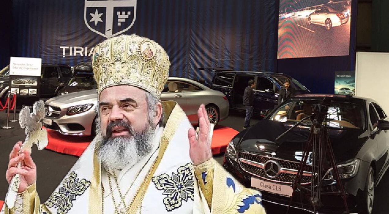 Preafericitul Daniel s-a autoizolat la Țiriac Auto!