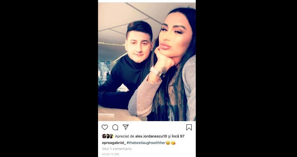 Aici sunt banii dumneavoastră: fiul lui Gabi Oprea s-a combinat cu Daniela Crudu