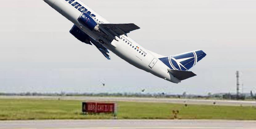 Bonus de fidelizare la Tarom după ce s-a aflat că se fură piese de avion: pasagerii vor primi o tărie înainte de decolare, să prindă curaj!