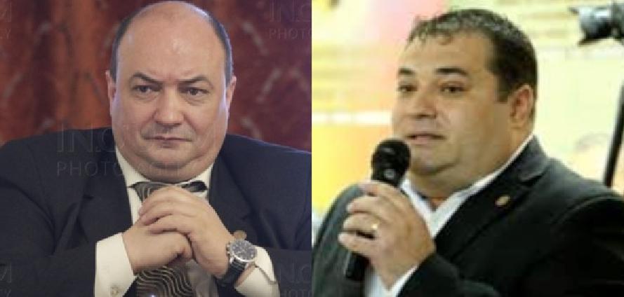 Doi deputați PSD, amendați într-o shaormerie fiindcă nu purtau mască. De fapt, ei ar fi trebuit să poarte câte douămăşti