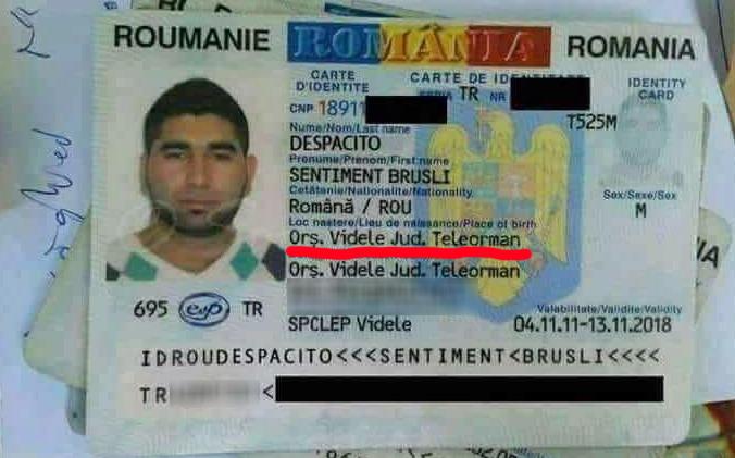 Despacito Sentiment- viitorul premier al României! Edin Videle, nu îl putem rata