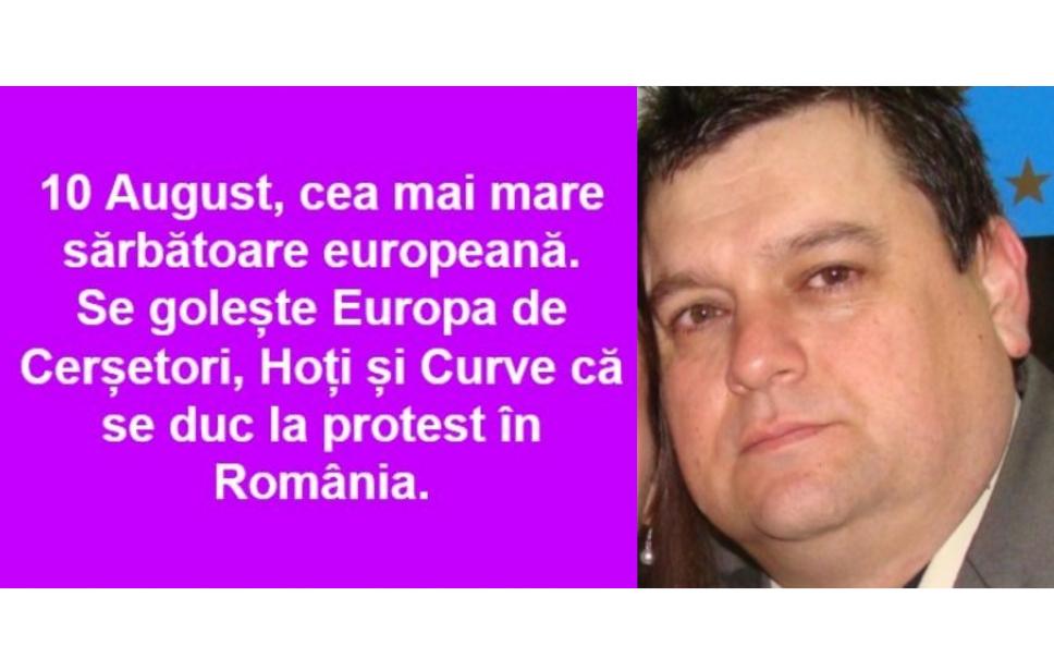 """""""Românii din diaspora sunt hoți, curve și cerșetori"""". Băi cerșetorule, hoții și curvele sunt la guvernare!"""