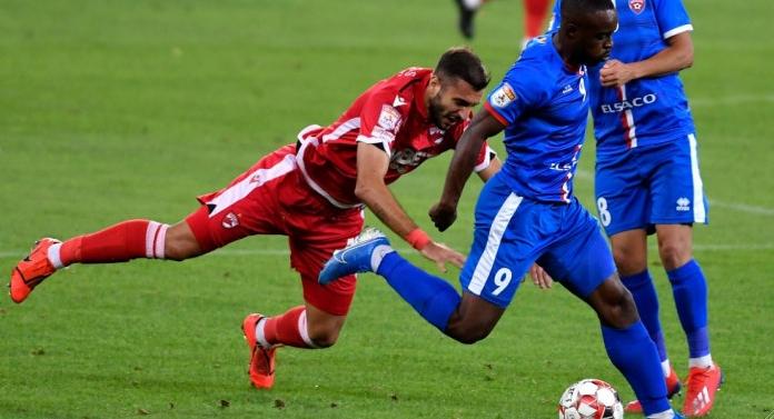 Dinamo - Botoşani 0-4 în etapa a 18-a a pregătirilor pentru Champions League!
