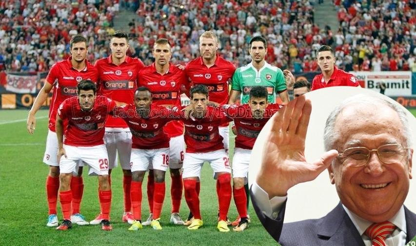 Iliescu e singurul om care ar putea prinde în viață calificarea echipei Dinamo în Champions League!