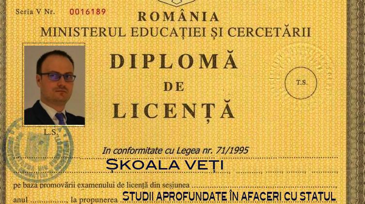 """Cumpănaşu şi-a prezentat diploma: a absolvit """"Șkoala veți"""", secția """"Studii aprofundate în afaceri cu statul""""!"""
