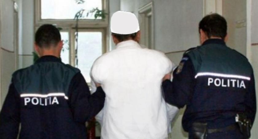 Încă un doctor fals prins în Bucureşti! Acesta devenise suspect fiindcă nu avea niciun malpraxis!
