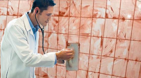 Caut doctor care să știe să pună rigips și faianță!