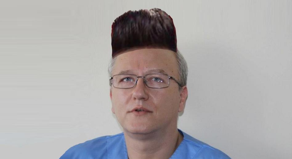 Un doctor nebun din Iași pretindecă este Tudor Chirilă ca să poată face endoscopii!
