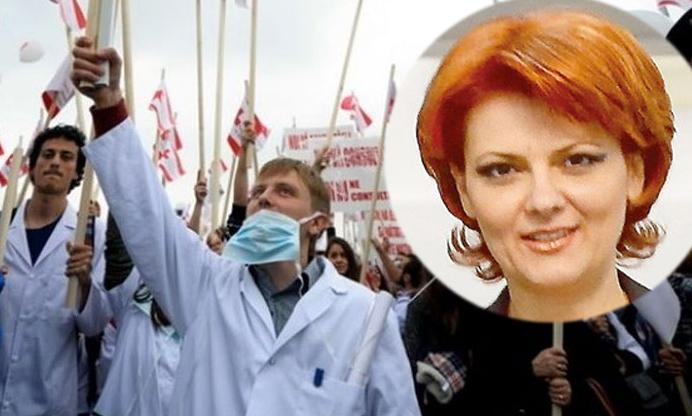 În fiecare zi, 4 medici pleacă din România. Ca să se laude pe afară că Olguța le-a crescut salariile!