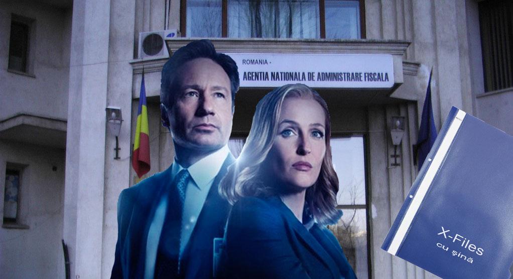 """Celebrul serial """"Dosarele X"""" revine cu un episod filmat în România: """"Dosarele X cu şină!"""""""