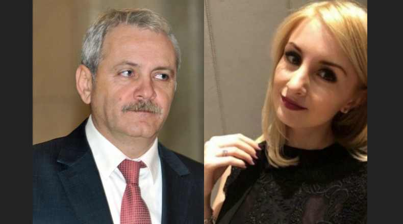 Dragnea susține familia tradițională pe bază de amantă: el bugetar sărac, ea cu 30 de ani mai tânără