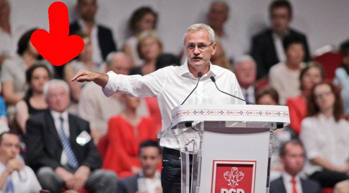 Liviu Dragnea a dat afară din partid un PSD-ist prins că nu are dosar penal!