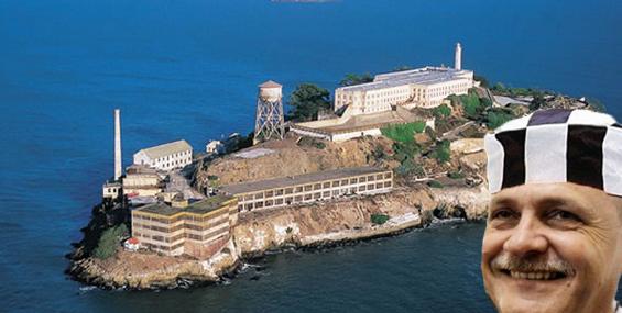 Rămas fără insula Belina, Dragnea ar putea primi în schimb insula Alcatraz!