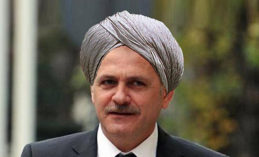 La viitoarele alegeri votați cu Ali Baba, că are doar 40 de hoți. Dragnea are 500.000!