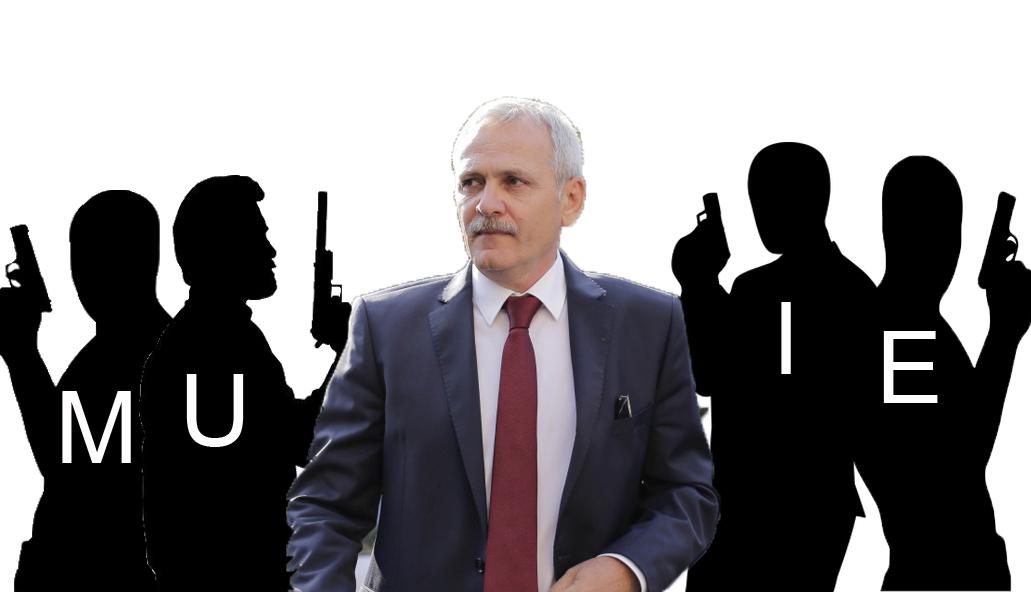 Parchetul a aflat inițialele celor 4 asasini ai lui Dragnea: M, U, I și E!