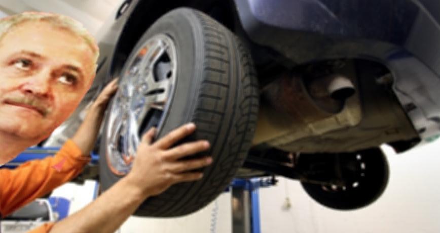 Singurul loc de muncă creat de PSD e cel de la atelierul auto de la Rahova!
