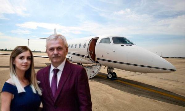 Dragnea a plecat în concediu cu un avion privat. Dacă lua o cursă de linie, îl scoteau pasagerii pe geam