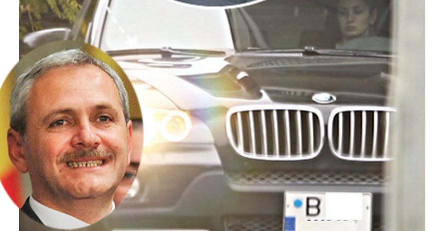 """Dragnea: """"Nepoții mi-au donat și BMW-ul X5, și gagica tânără. Că doar nu le-am furat!"""""""