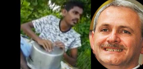 Băștinașii din Maldive i-au compus un cântec turistului Liviu Dragnea!