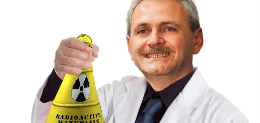 Cea mai ușoară metodă de a îmbogați uraniul este să-l înscrii în PSD!