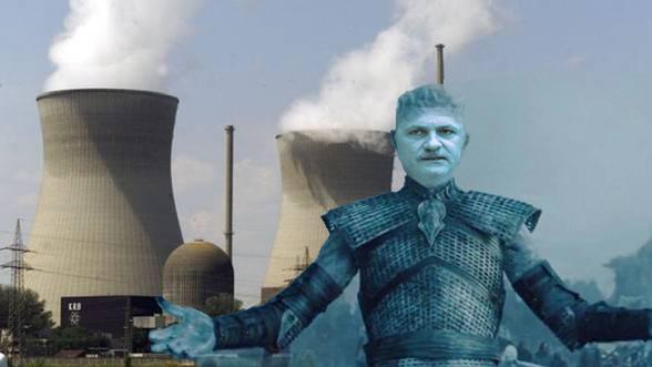 Doar accident nuclear nu ne-a adus guvernarea PSD. Încă! La Cernavodă se lucrează și la asta