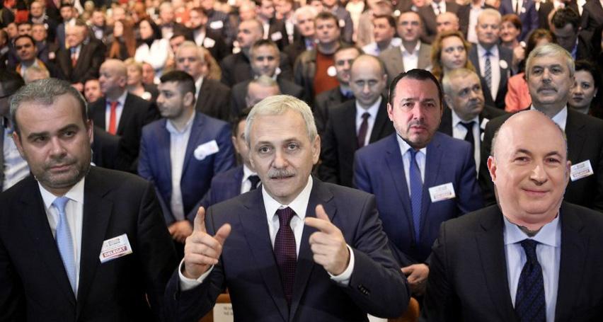 Dragi PSD-iști, nu uitați: ați promis că mergeți cu el până la capăt! Vă așteaptă la Rahova!