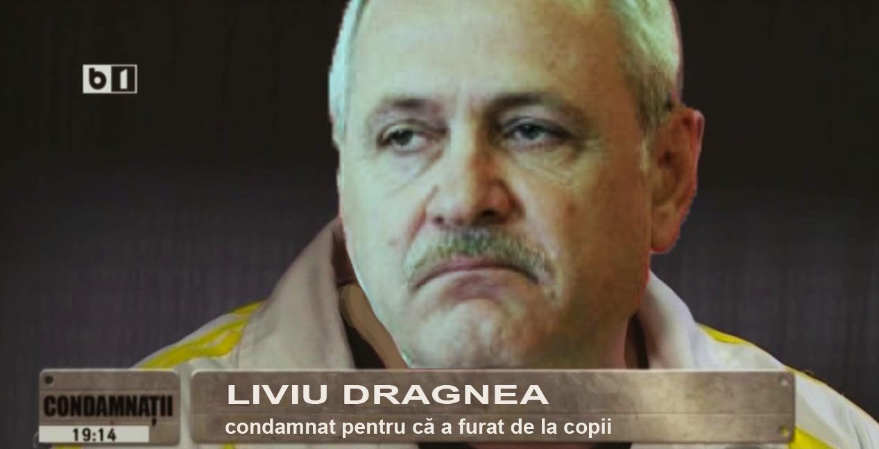 Săptămâna viitoare, Dragnea va apărea la emisiunea Condamnații de pe B1!