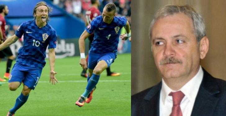 A început finala! Hai Croația, Dragnea la pușcărie!