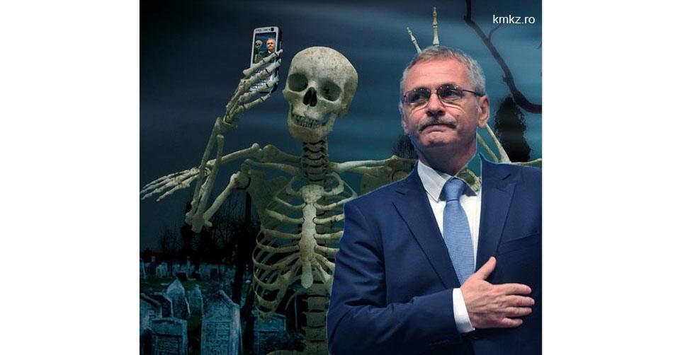 """Dragnea: """"La referendum, vom lăsa secțiile deschise și noaptea, să poată vota și morții!"""""""