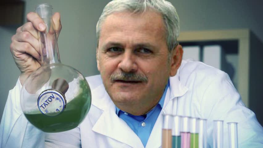 Știință: În laboratoarele PSD a fost descoperită enzima care transformă salariul de parlamentar în avere de sute de milioane de euro!