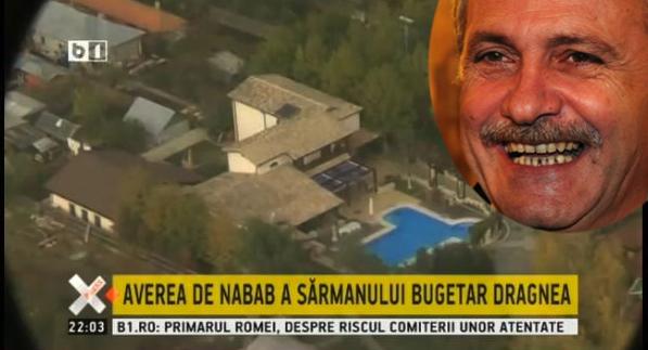 Moment T-zero: Toți românii vor primi averi ca a lui Dragnea, ca să nu mai fie dușmănie!