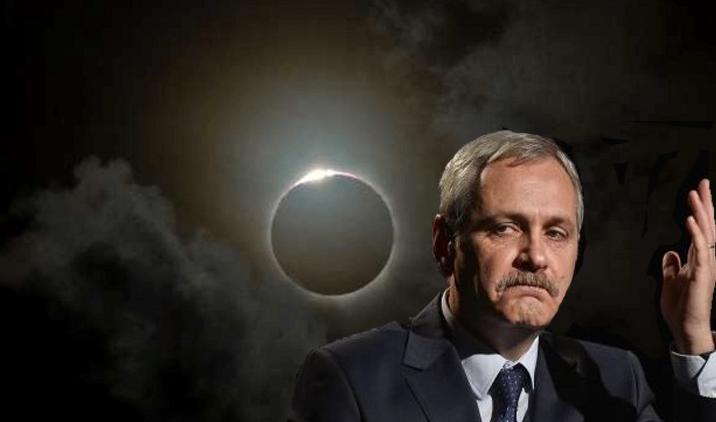 Dragnea e disperat: crede că a apărut altul mai hoț ca el, care a furat Luna!