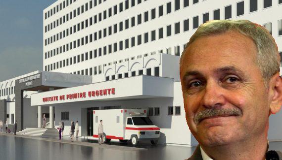 Scandal la spital după externarea lui Dragnea: lipsesc banii de la pediatrie!