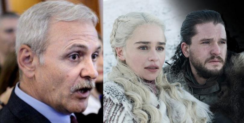 Două bucurii în 15 aprilie:condamnarea luiDragnea și episodul nou din Game of Thrones!