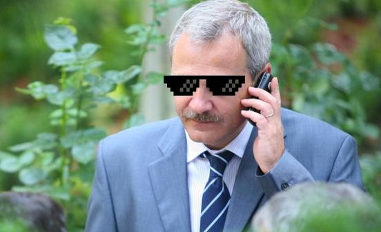 Dragnea și-a setat azi un nou ton de apel pe celular: Gangsta's Paradise!