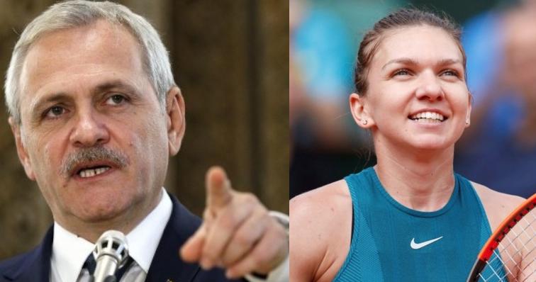 """PSD își asumă calificarea Simonei Halep în finală: """"Era în programul de guvernare!"""""""